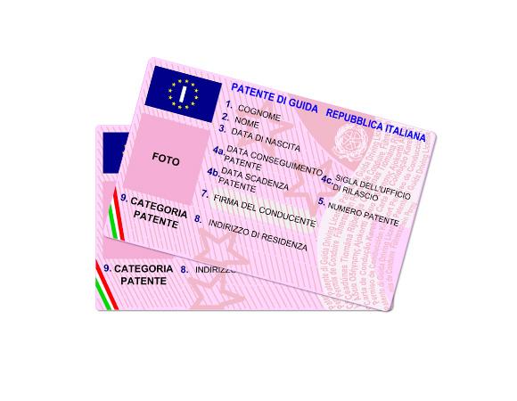 Smarrimento furto patente – ACI Delegazione Papillo